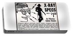 X-ray Specs $1.00 Portable Battery Charger