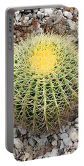 Portable Battery Charger featuring the photograph Xerophyte by Rosalie Scanlon