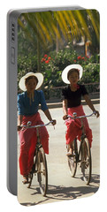 Xishuangbanna Cyclists Portable Battery Charger