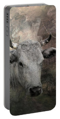 Thee Old Cow Portable Battery Charger