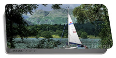 Yachting Lake Windermere Portable Battery Charger
