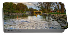 Yahara River, Madison, Wi Portable Battery Charger