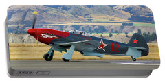 Yakovlev Yak 3-m Portable Battery Charger by Bernard Spragg