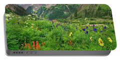Yankee Boy Basin Portable Battery Charger by Tim Fitzharris