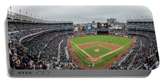 Yankee Stadium And Field  Portable Battery Charger