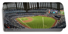 Yankee Stadium From Stands  Portable Battery Charger