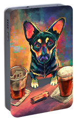 Yappy Hour Portable Battery Charger by Sean ODaniels