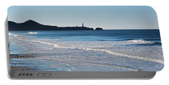 Yaquina Lighthouse And The Pacific Portable Battery Charger
