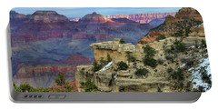 Yavapai Point Sunset Portable Battery Charger by Diana Mary Sharpton