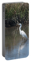 Yawkey Wildlife Refuge - Great White Egret II Portable Battery Charger
