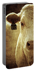 Portable Battery Charger featuring the photograph Yeg 3110 by Trish Mistric