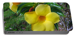 Yellow Beauty Portable Battery Charger
