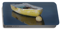 Yellow Rowboat Portable Battery Charger