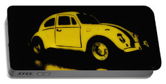 Yellow Bug Portable Battery Charger