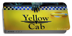 Yellow Cab Portable Battery Charger