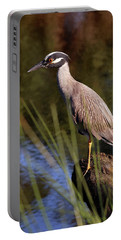 Yellow-crowned Night Heron Portable Battery Charger