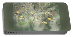 Yellow Finch Portable Battery Charger