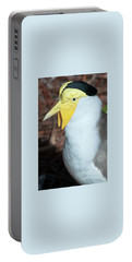 Yellow Headed Bird Portable Battery Charger