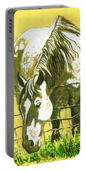 Yellow Horse Portable Battery Charger