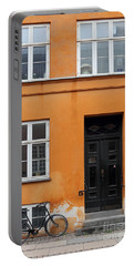 The Orange House Copenhagen Denmark Portable Battery Charger