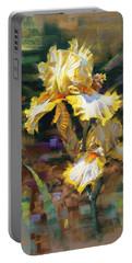 Yellow Iris II Portable Battery Charger