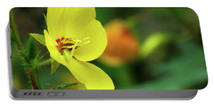 Yellow Moth Mullein In Tennessee Portable Battery Charger
