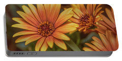 Yellow Petals #g3 Portable Battery Charger