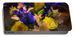 Yellow Rose Of Texas Portable Battery Charger