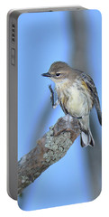 Yellow-rumped Warbler Itch Portable Battery Charger