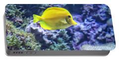 Yellow Tang Portable Battery Charger