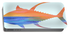 Yellowfin Sunset Beach Portable Battery Charger