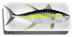 Yellowfin Tuna Portable Battery Charger