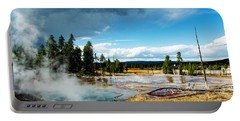 Yellowstone Colors #1 Portable Battery Charger