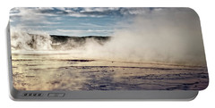 Yellowstone Colors #10 Portable Battery Charger