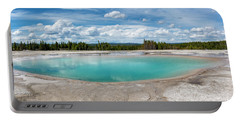 Yellowstone Colors #11 Portable Battery Charger