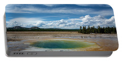 Yellowstone Colors #12 Portable Battery Charger