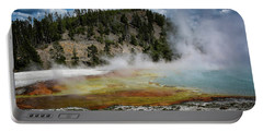 Yellowstone Colors #13 Portable Battery Charger