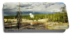 Yellowstone Colors #3 Portable Battery Charger