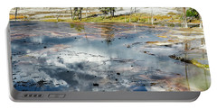 Yellowstone Colors #4 Portable Battery Charger