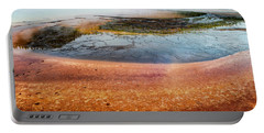 Yellowstone Colors #8 Portable Battery Charger