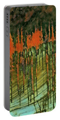 Yellowstone On Fire 2 Portable Battery Charger