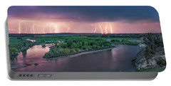 Yellowstone River Lightning Portable Battery Charger