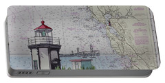 Yerba Buena Island Lighthouse Portable Battery Charger
