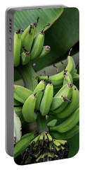 Portable Battery Charger featuring the photograph Yes We Have No Bananas by John Black