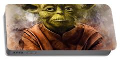 Yoda Art Portable Battery Charger