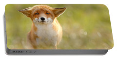 Yoda - Funny Fox Portable Battery Charger