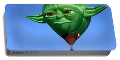 Yoda In The Sky Portable Battery Charger
