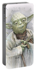 Yoda Portable Battery Charger