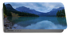 Portable Battery Charger featuring the photograph Yoho by Chad Dutson