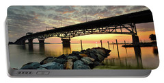 York River Sunrise Portable Battery Charger